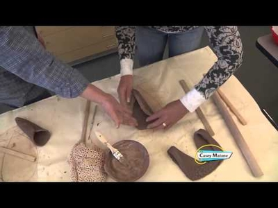 Pottery With Lynn Cardwell