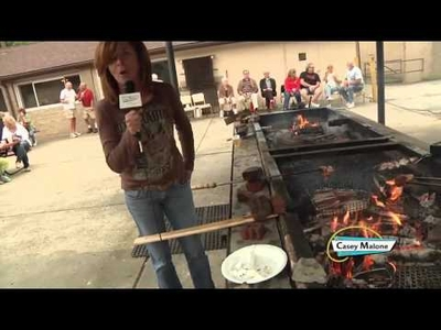 Youngstown Saxon Club Speck Fry